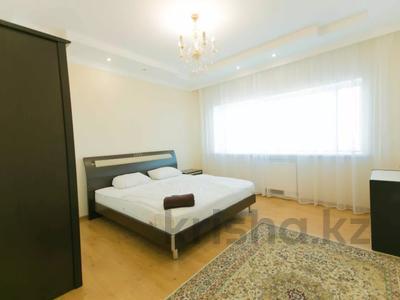 3-комнатная квартира, 140 м², 39 этаж посуточно, Достык 5/1 за 20 000 〒 в Нур-Султане (Астана), Есиль р-н — фото 7
