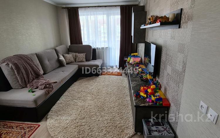 2-комнатная квартира, 52 м², 9/9 этаж, мкр Юго-Восток, Сатыбалдина 10 за 15.2 млн 〒 в Караганде, Казыбек би р-н