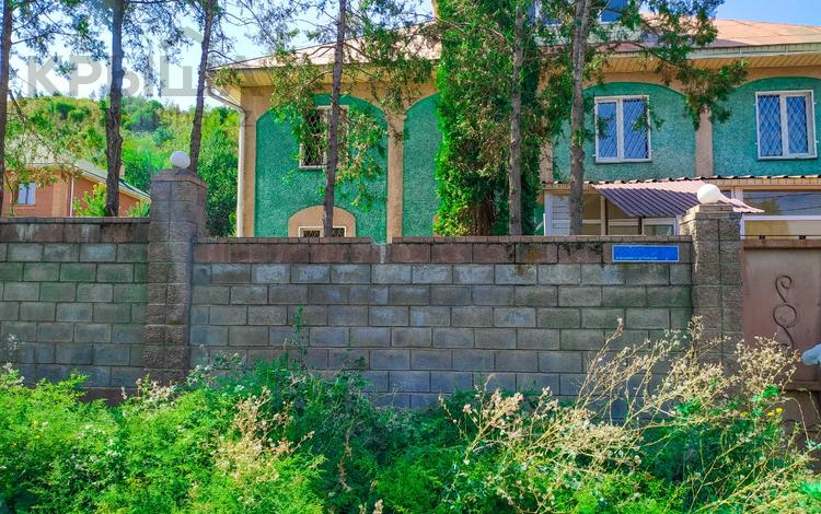 10-комнатный дом, 461 м², 15 сот., Мкр Каргалы за 55 млн 〒 в Алматы, Наурызбайский р-н