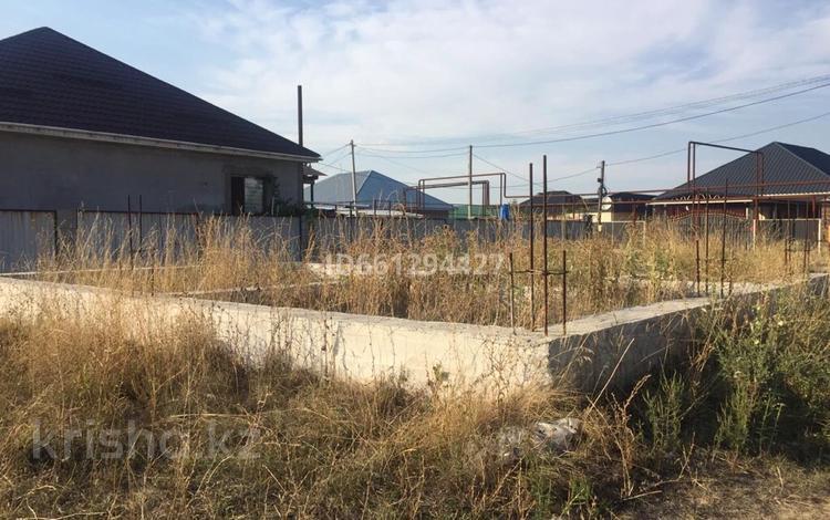 Участок 7 соток, Станбак 54 за 7 млн 〒 в Туздыбастау (Калинино)