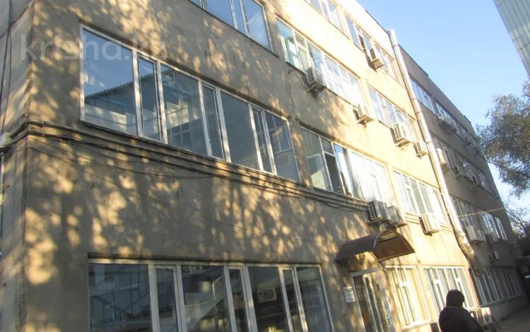 Здание, площадью 8042 м², Райымбека 212а за ~ 1.2 млрд 〒 в Алматы, Алмалинский р-н