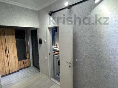 1-комнатная квартира, 43.7 м², 5/5 этаж, мкр Айнабулак-4, Макатаева (мкр. Айнабулак) за 18.5 млн 〒 в Алматы, Жетысуский р-н
