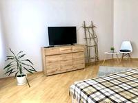 1-комнатная квартира, 40 м² посуточно, Комсомольский, Туркестан 8 за 9 000 〒 в Нур-Султане (Астане), Есильский р-н