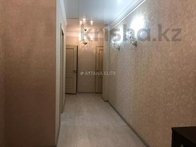 3-комнатная квартира, 90 м², 12/14 этаж помесячно, Сарайшык 5Е — Акмешит за 180 000 〒 в Нур-Султане (Астана), Есильский р-н — фото 13