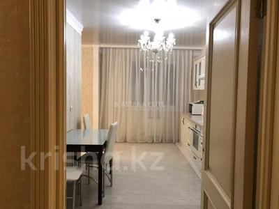 3-комнатная квартира, 90 м², 12/14 этаж помесячно, Сарайшык 5Е — Акмешит за 180 000 〒 в Нур-Султане (Астана), Есильский р-н — фото 3