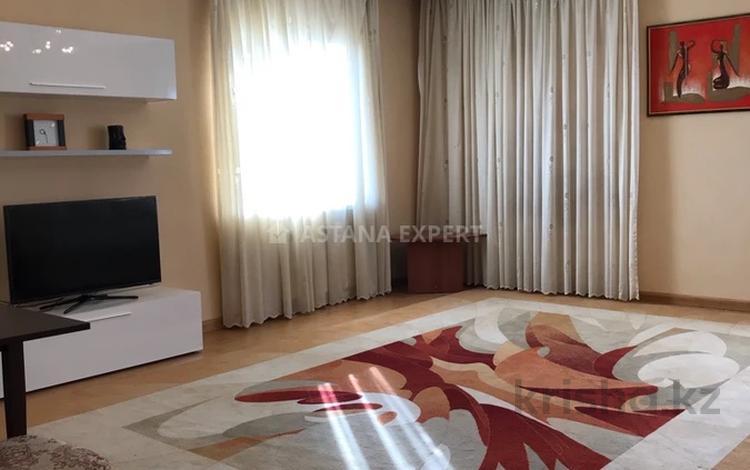 2-комнатная квартира, 93 м², 8/8 этаж, Туран 19/1 — Кургальджинское шоссе за 29 млн 〒 в Нур-Султане (Астана), Есиль р-н