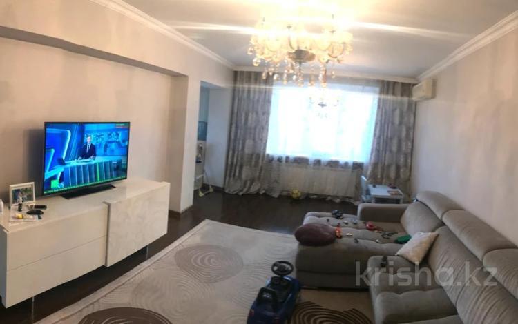 4-комнатная квартира, 88 м², 5/5 этаж, мкр Коктем-1, Маркова — Тимирязева за 41 млн 〒 в Алматы, Бостандыкский р-н