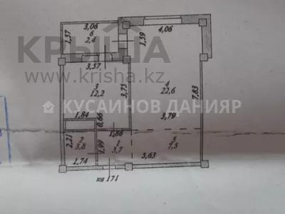 2-комнатная квартира, 53 м², 6/16 этаж, проспект Богенбай батыра за 15.4 млн 〒 в Нур-Султане (Астана), Сарыарка р-н — фото 7