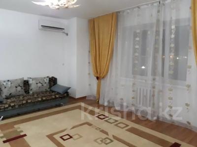 3-комнатная квартира, 77.1 м², 4 этаж помесячно, Мкр Астана 11 за 80 000 〒 в  — фото 5