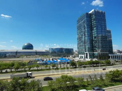 3-комнатная квартира, 106 м², 4/22 этаж, Мангилик Ел 56 за 35.7 млн 〒 в Нур-Султане (Астана), Есиль р-н — фото 21