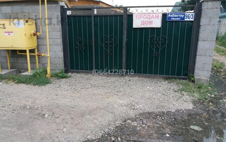 6-комнатный дом, 85 м², 3 сот., Акбастау 96/3 за 12 млн 〒 в Талдыкоргане