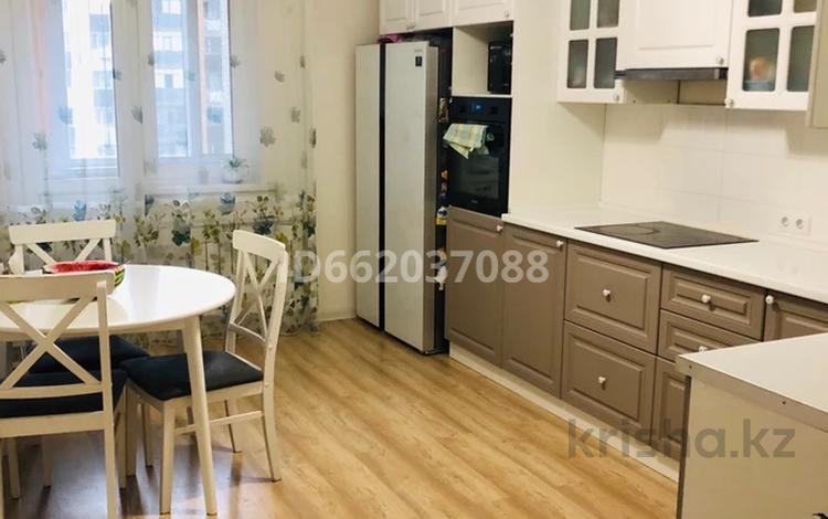 3-комнатная квартира, 88 м², 3/9 этаж, Тауелсыздык 21/5 за 40 млн 〒 в Нур-Султане (Астана)
