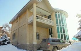 5-комнатный дом помесячно, 300 м², 14 сот., мкр Коктобе, Радлова за 400 000 〒 в Алматы, Медеуский р-н