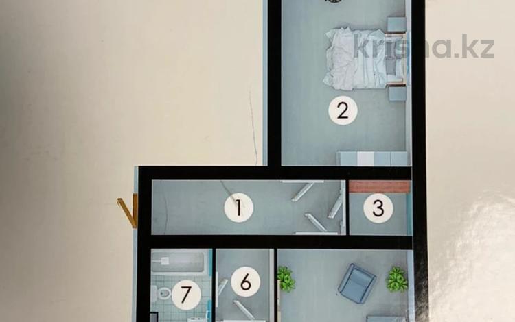 2-комнатная квартира, 78.1 м², 2/5 этаж, 29а мкр за ~ 7.4 млн 〒 в Актау, 29а мкр