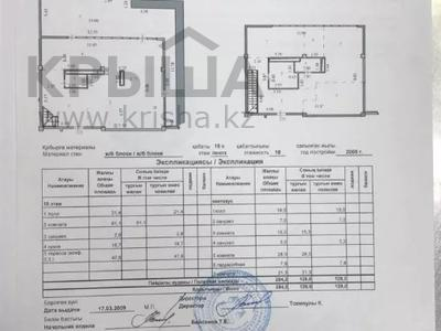 4-комнатная квартира, 254.2 м², 18/18 этаж, Туркестан 2 за 55 млн 〒 в Нур-Султане (Астана), Есиль р-н — фото 20