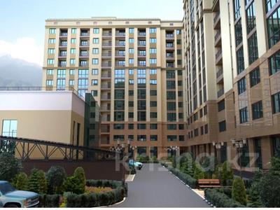 3-комнатная квартира, 109.4 м², Торайгырова — Мустафина за ~ 55.7 млн 〒 в Алматы, Бостандыкский р-н