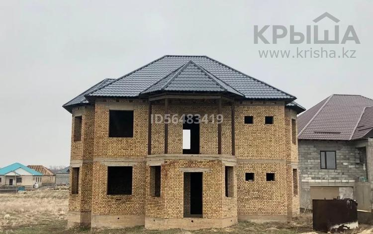 6-комнатный дом, 190 м², мкр Туран 1435 за 25 млн 〒 в Шымкенте, Каратауский р-н