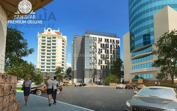 3-комнатная квартира, 121.6 м², 6/7 этаж, Мкр Чубары, Алимхана Ермекова за 60.5 млн 〒 в Нур-Султане (Астана), Есиль р-н