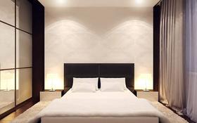 3-комнатная квартира, 90 м², 12/15 этаж посуточно, Тимирязева за 20 000 〒 в Алматы, Бостандыкский р-н