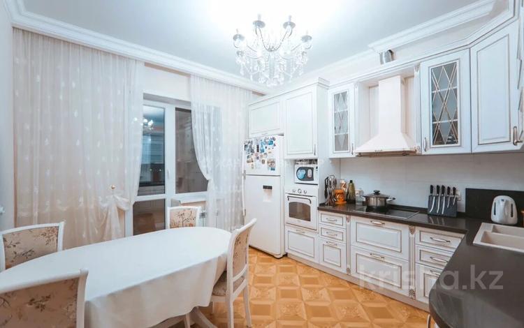 4-комнатная квартира, 135 м², 5/6 этаж, Бокейхана за 70 млн 〒 в Нур-Султане (Астана), Есиль р-н