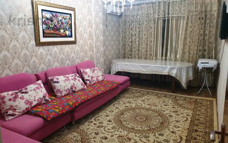2-комнатная квартира, 62 м², 6/9 этаж помесячно, Мкр. нурсат 23 за 110 000 〒 в Шымкенте