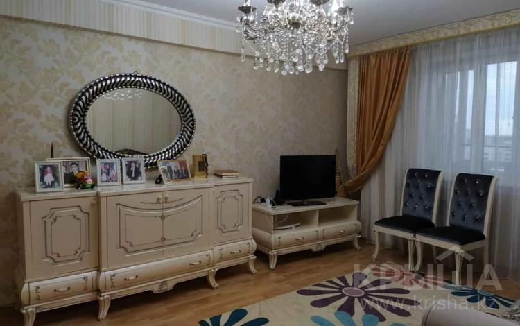3-комнатная квартира, 100 м², 11/12 этаж, Кабанбай батыра за 30.5 млн 〒 в Нур-Султане (Астана), Есиль р-н