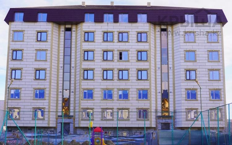 2-комнатная квартира, 72.2 м², 6/6 этаж, Авангард 2 микрорайон 6Б за ~ 21.7 млн 〒 в Атырау