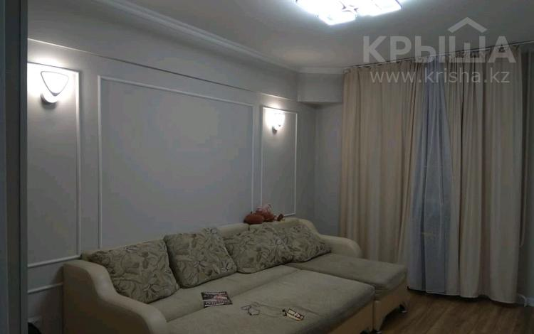2-комнатная квартира, 55 м², 2/4 этаж помесячно, Назарбаев 57 за 180 000 〒 в Алматы, Алмалинский р-н