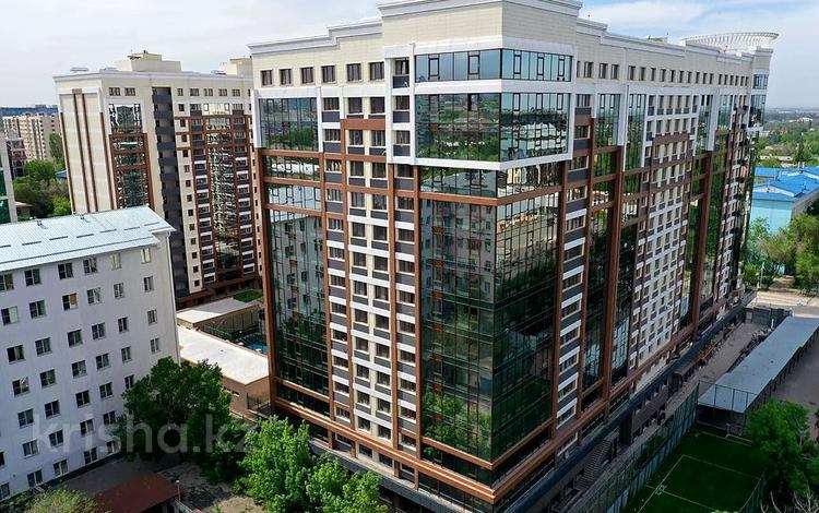 1-комнатная квартира, 43.7 м², Наурызбай батыра 50 — Жибек Жолы за 25 млн 〒 в Алматы