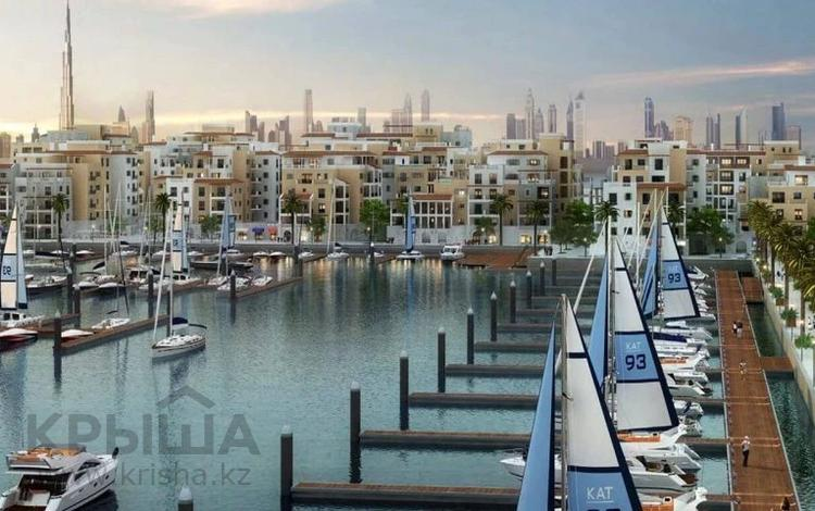 4-комнатная квартира, 200 м², 4/8 этаж, Port De la Mer, Jumeirah 1 за ~ 382.6 млн 〒 в Дубае