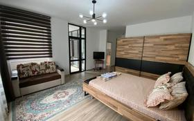 1-комнатная квартира, 45 м² посуточно, Кабанбай Батыра 223/161 — Байзакова за 10 000 〒 в Алматы, Алмалинский р-н