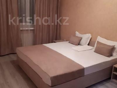 1-комнатная квартира, 36 м², 1/5 этаж посуточно, Жансугурова 99-107 — Биржан Сала за 7 000 〒 в Талдыкоргане