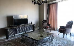 3-комнатная квартира, 135 м², 9 этаж помесячно, Туран 37/9 за 550 000 〒 в Нур-Султане (Астана), Есиль р-н