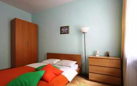 1-комнатная квартира, 47 м², 8 этаж посуточно, Хусаинова 225 за 10 000 〒 в Алматы, Бостандыкский р-н