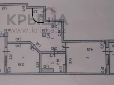 3-комнатная квартира, 70 м², 7/8 этаж, проспект Сарыарка 41 за 16.8 млн 〒 в Нур-Султане (Астана), Сарыарка р-н — фото 5