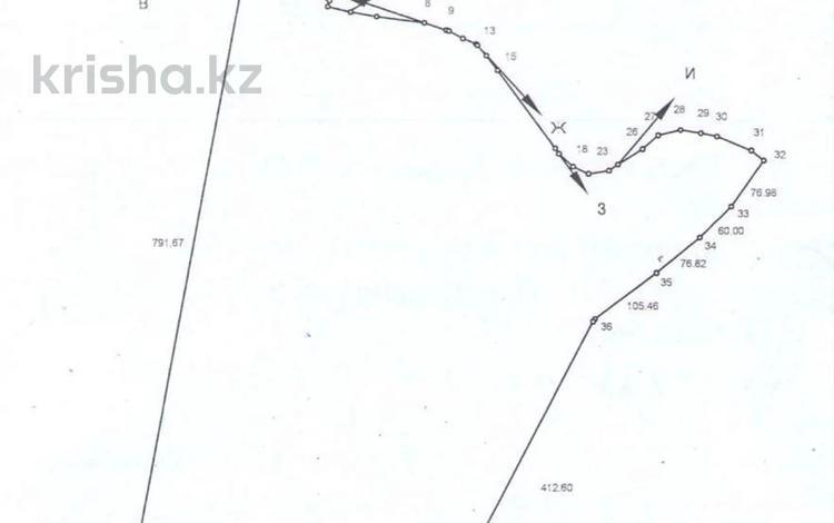 Участок 54 га, Жилой массив Жулдыз 264 за ~ 2 млрд 〒 в Шымкенте