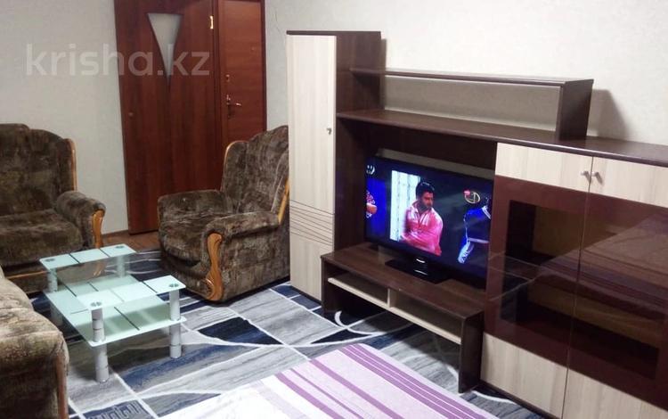 1-комнатная квартира, 32 м², 1/5 этаж посуточно, Абая 84/3 за 5 000 〒 в Темиртау