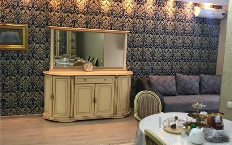 2-комнатная квартира, 56 м², 1/6 этаж, Есенберлина — Орманова за 30.4 млн 〒 в Алматы, Медеуский р-н