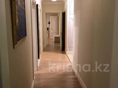 3-комнатная квартира, 120 м², 5/9 этаж, Кабанбай батыра — Калдаякова за 85 млн 〒 в Алматы, Медеуский р-н — фото 9