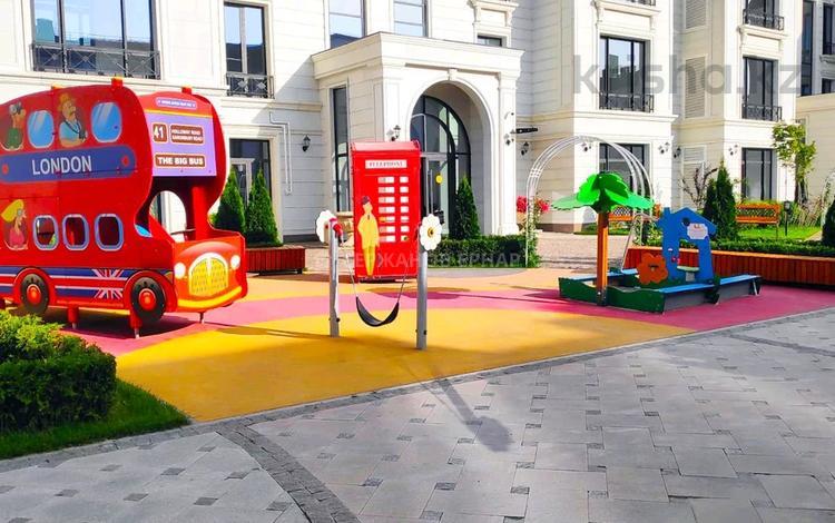Магазин площадью 196 м², мкр Мирас, ЖК Hyde Park — Аскарова за 135 млн 〒 в Алматы, Бостандыкский р-н