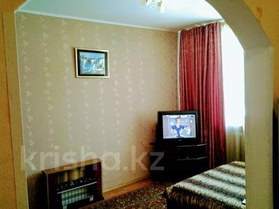 1-комнатная квартира, 33 м², 1/5 этаж посуточно, Курмангазы 163 — проспект Евразия за 5 000 〒 в Уральске — фото 6
