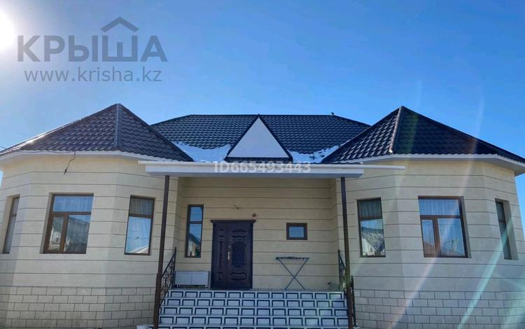 5-комнатный дом, 210 м², 8 сот., Кайтпас-1 170 за 45 млн 〒 в Шымкенте, Каратауский р-н