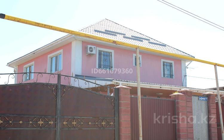6-комнатный дом, 220 м², 6 сот., Карасу 1 за 23 млн 〒 в