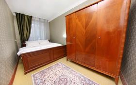 3-комнатная квартира, 63 м², 1 этаж посуточно, Байзакова 305 — Габдуллина за 12 000 〒 в Алматы, Бостандыкский р-н