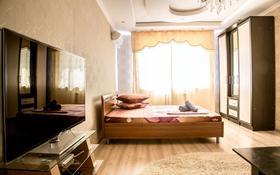 1-комнатная квартира, 55 м², 5/9 этаж посуточно, Мкр Жана алем 11б за 11 000 〒 в Атырау