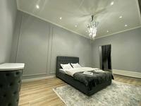 1-комнатная квартира, 50 м², 15/20 этаж посуточно, Кабанбай батыра 29 за 12 000 〒 в Нур-Султане (Астане), Есильский р-н