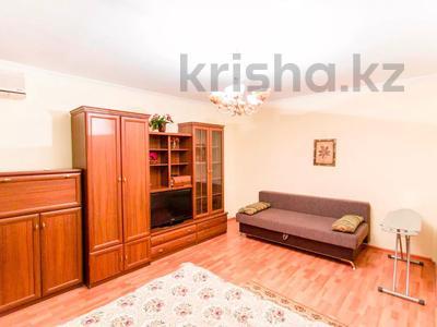 1-комнатная квартира, 38 м², 2/5 этаж посуточно, Назарбаева 152 — Курмангазы за 8 000 〒 в Алматы, Алмалинский р-н