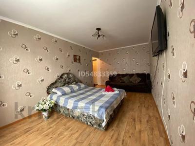1-комнатная квартира, 40 м², 4/5 этаж посуточно, Проспект Мира 90/1 за 6 000 〒 в Темиртау
