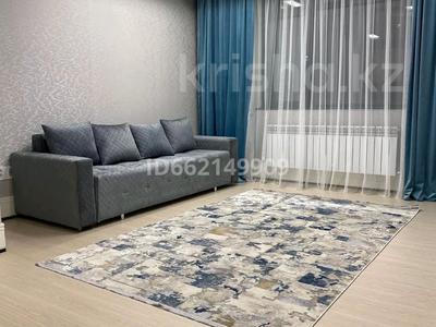 2-комнатная квартира, 50 м², 17/20 этаж помесячно, Нажимеденова 4 за 210 000 〒 в Нур-Султане (Астана), Алматы р-н — фото 3