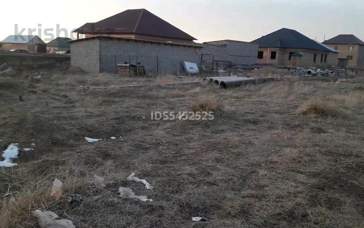 Участок 10 соток, Каратауский р-н, мкр Асар-2 за 6 млн 〒 в Шымкенте, Каратауский р-н